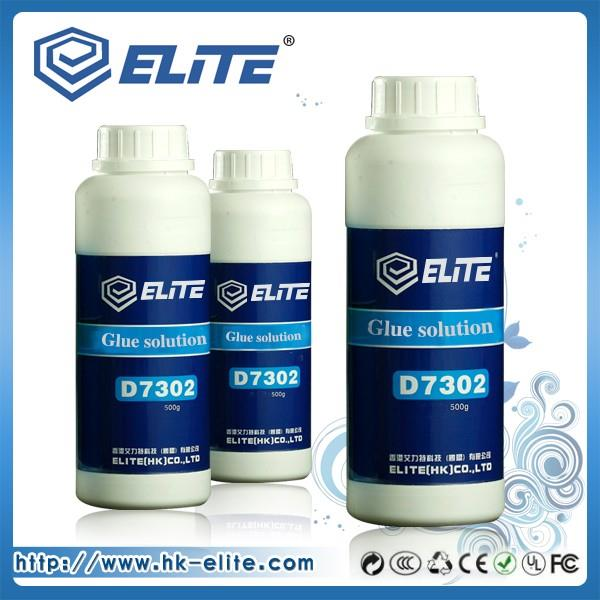THE SOLUTION GLUE OF QUICK DRYING GLUE